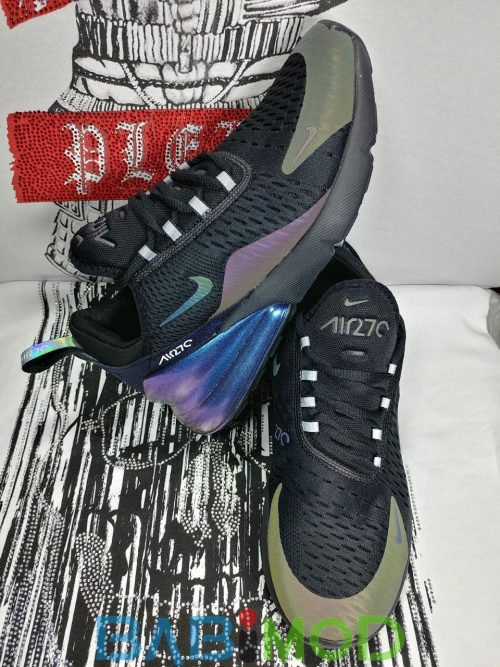 کتونی ایر مکس 270 هفت رنگ , کتونی Nike, کتانی نایک, کتانی سبک, کتونی سبک, Nike, بابی مد,babimod, کتونی ورزشی, کتونی مردانه, کتونی, فروش کتونی, قیمت کتانی