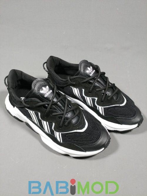 کتونی آدیداس adiPREME Plus مشکی ,کتونی adiPREME Plus,کتونی ادپریم,کفش آدیداس , بابی مد, babimod,کتانی, کفش ورزشی, کتونی ورزشی, کفش Adidas