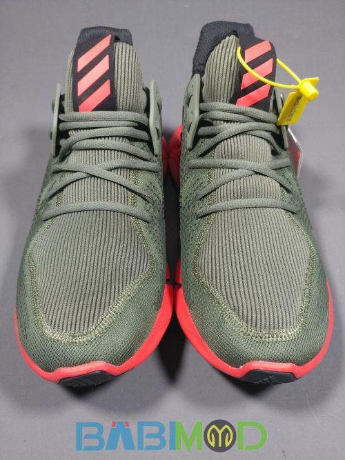 کتونی آدیداس AlphaBounce سبز قرمز,AlphaBounce,کتونی آدیداس,,کفش آدیداس , بابی مد, babimod,کتانی, کفش اسپرت آدیداس, کفش ورزشی, کتونی ورزشی, کفش Adidas