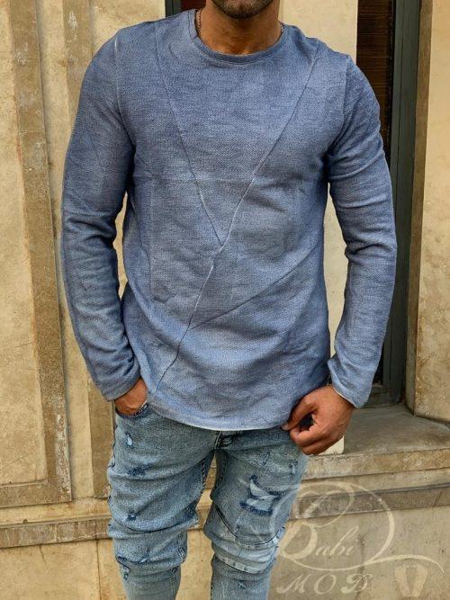 پیراهن دورس بلند آبی D&A