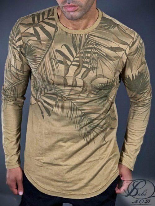پیراهن دورس هاوایی بلند D&A