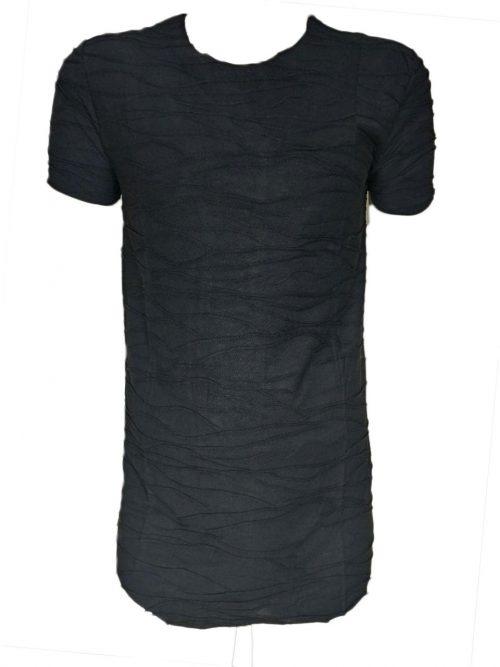 تیشرت بلند مردانه مشکی, تی شرت بلند لش, تی شرت, بابی مد, babimod, تی شرت لانگ,تیشرت یقه گرد, تی شرت لانگ لش, تیشرت مردانه, تیشرت زنانه, KNGBRO