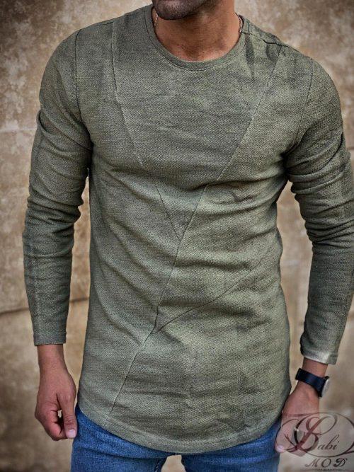 پیراهن دورس بلند سبز D&A