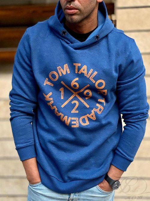 هودی مردانه آبی TOM TAILOR کد 4720