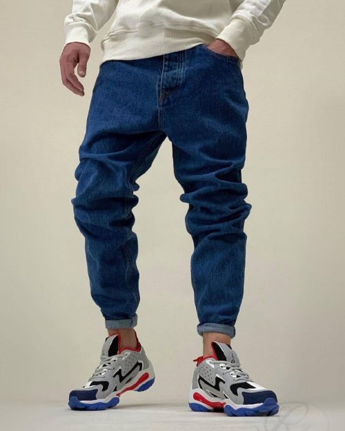 شلوار جین مردانه مام استایل لیوایز کد 5760