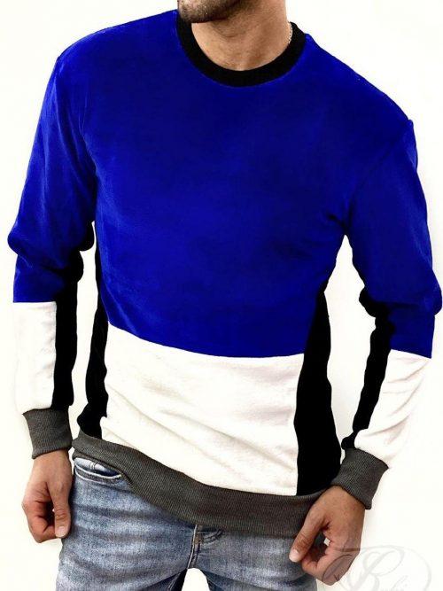 دورس مردانه آبی سفید EKSI کد 6101
